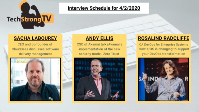 TechStrong TV - April 2, 2020
