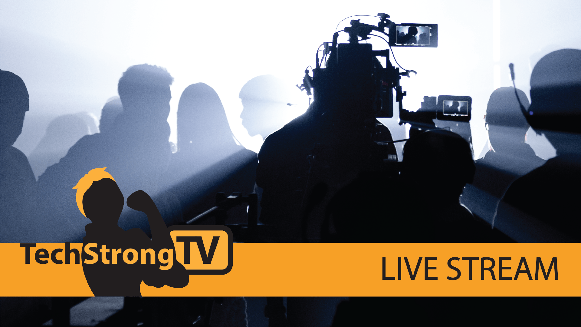TechStrong TV – Live Stream (9:30 AM EDT – Mon, Tue, Thu)